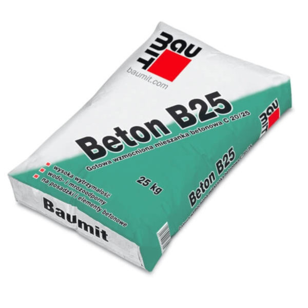 BAUMIT BETON B25
