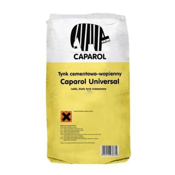 TYNK CEMENTOWO-WAPIENNY CAPAROL UNIVERSAL 25KG