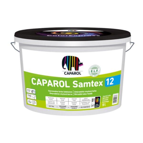CAPAROL SAMTEX 12 FARBA LATEKSOWA