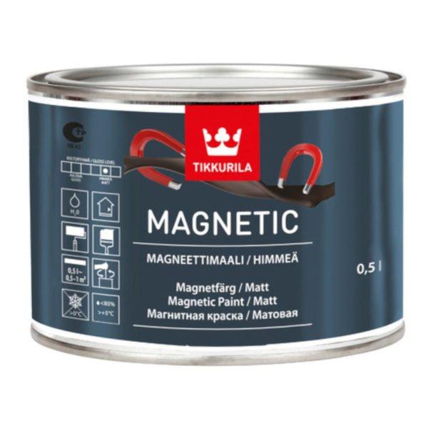TIKKURILA MAGNETIC FARBA MAGNETYCZNA