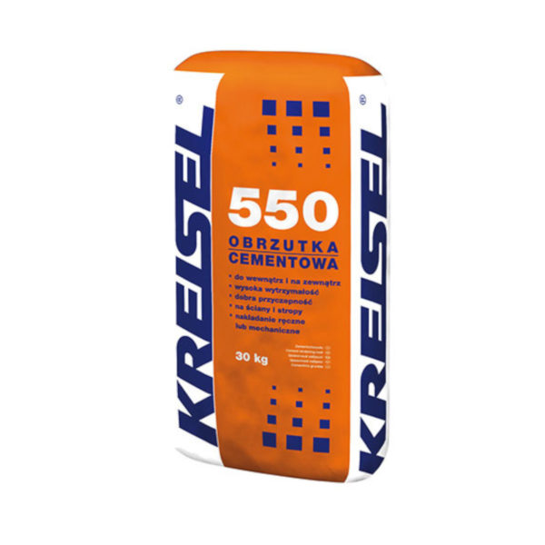 KREISEL 550 OBRZUTKA CEMENTOWA