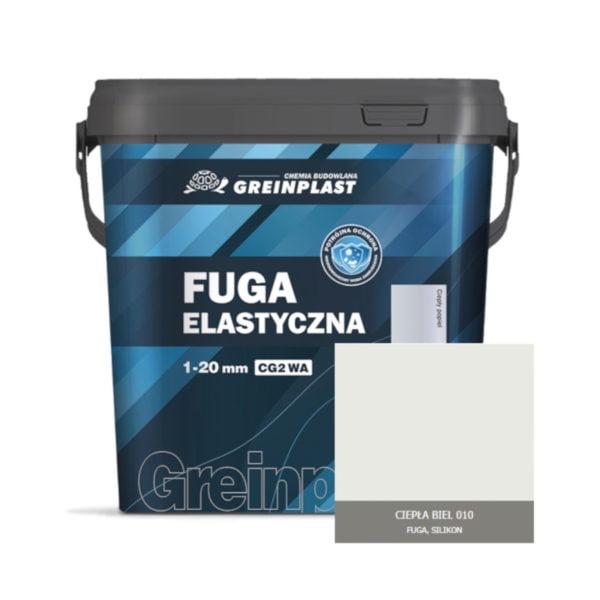 Greinplast ZFF Fuga elastyczna Ciepła biel 010