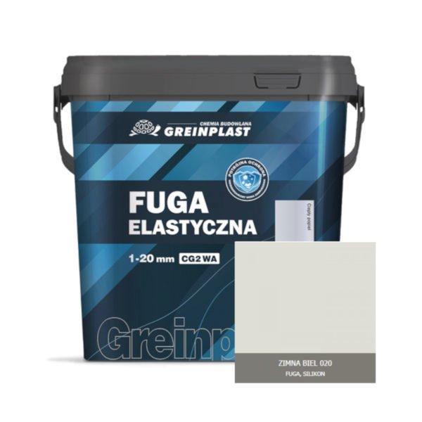Greinplast ZFF Fuga elastyczna Zimna biel 020