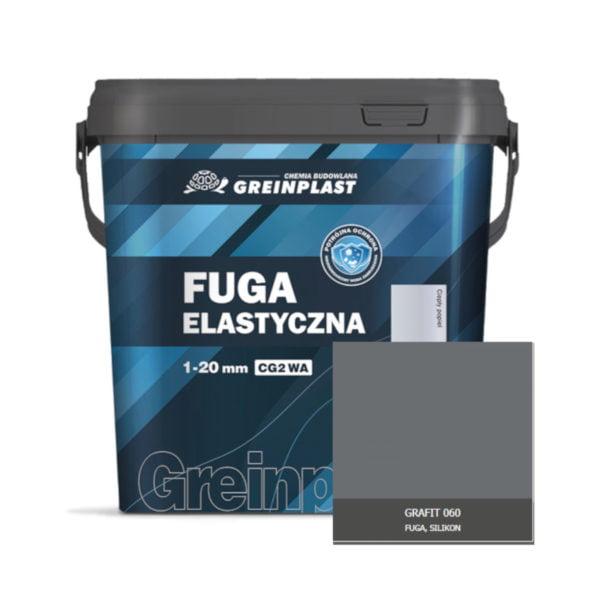Greinplast ZFF Fuga elastyczna Grafit 060