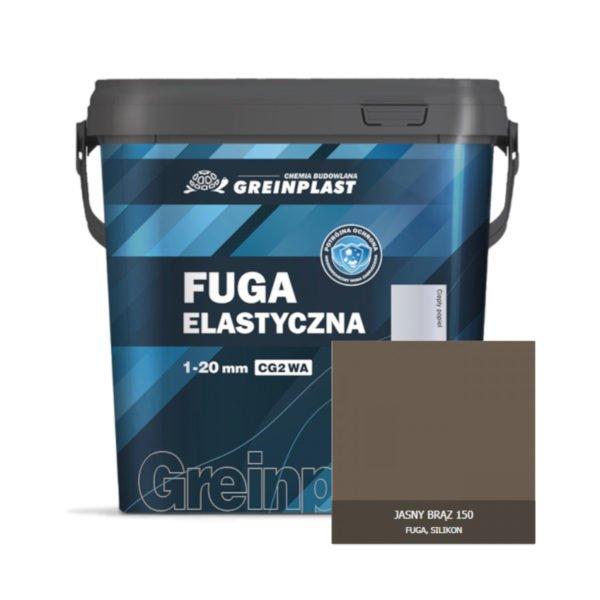 Greinplast ZFF Fuga elastyczna Jasny brąz 150