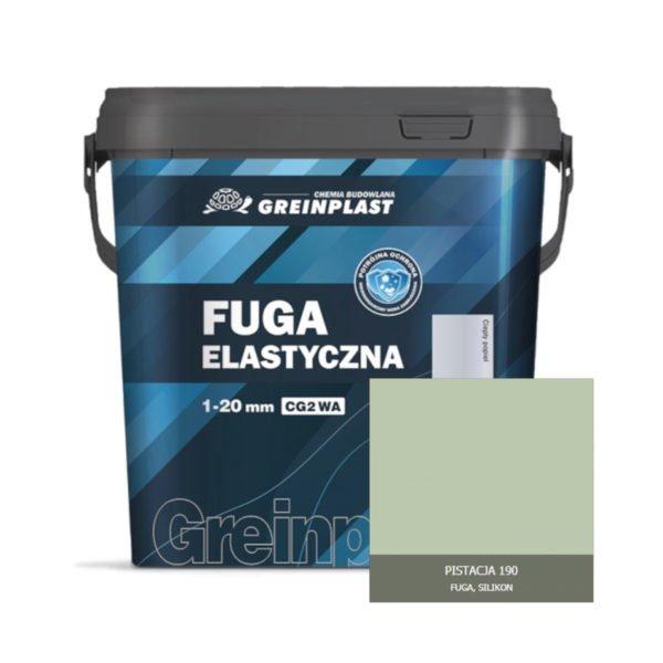 Greinplast ZFF Fuga elastyczna Pistacja 190