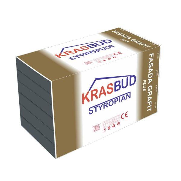 STYROPIAN KRASBUD FASADA GRAFIT PLUS 031