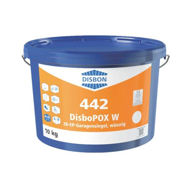 CAPAROL DISBOPOX W 442 GARAGENSIEGEL